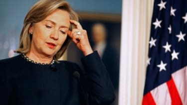 Did Hillary Clinton cross a line when gathering information on top U.N. officials?