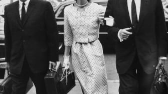 Gloria Vanderbilt.