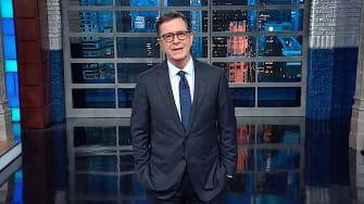 Stephen Colbert on Trump's alternate reality