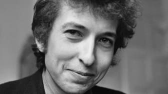 Bob Dylan, April 28, 1965.