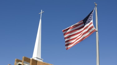 A majority of Americans want Christianity to be the country's official religion