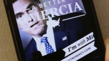 """Romney's better """"Amercia"""""""