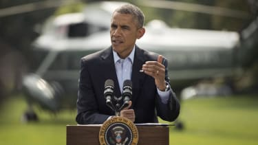Obama says handling Iraq crisis 'is going to be a long-term project'