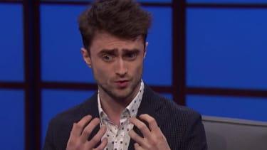 Daniel Radcliffe explains how to make Elvis Presley's other favorite sandwich