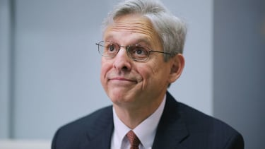 Merrick Garland, as he was not being voted on for Supreme Court
