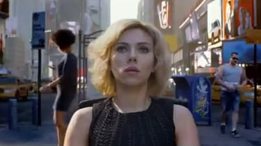 Watch the first trailer for Scarlett Johansson's new action flick Lucy