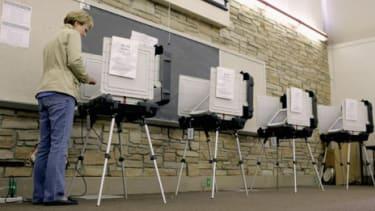Voting machines