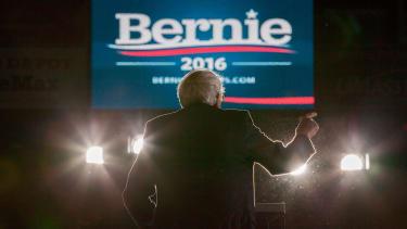 Bernie Sanders is progressing better than most predicted.