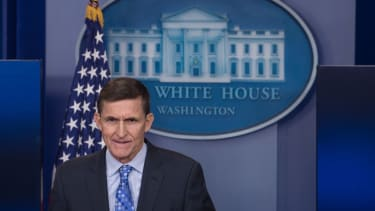 Ousted National Security Adviser Michael Flynn
