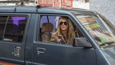 """SANDRA BULLOCK as Jane in Warner Bros. Pictures and Participant Media's satirical comedy """"OUR BRAND IS CRISIS,"""" a Warner Bros. Pictures release."""