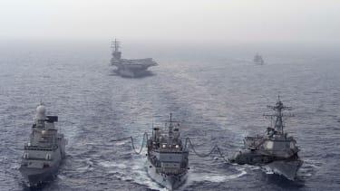 USS Mason, right.