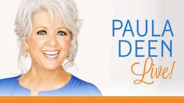 Paula Deen announces a 20-city live cooking tour