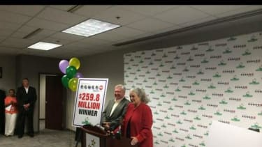 Man who took vow of poverty wins $259.8 million lottery jackpot