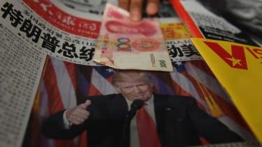 Chinese media is slamming western democracy.