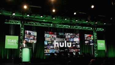 Hulu live TV.