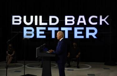 Biden infrastructure push