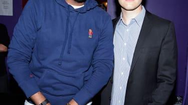 Michael Che and Colin Jost.