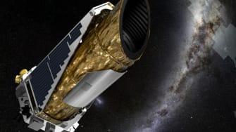 NASA's Kepler finds massive alien planet 180 light years away