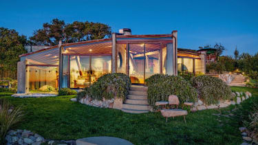 A home in Big Sur, California.