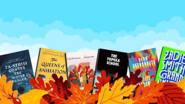 Books by Ta-Nehisi Coates Zadie Smith Jhumpa Lahiri and others.