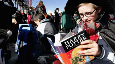 Study finds kids who read Harry Potter books become more tolerant of minority groups