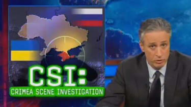 The Daily Show dissects the GOP's Freudian fixation on Ukraine