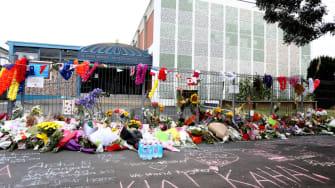 Christchurch memorial.