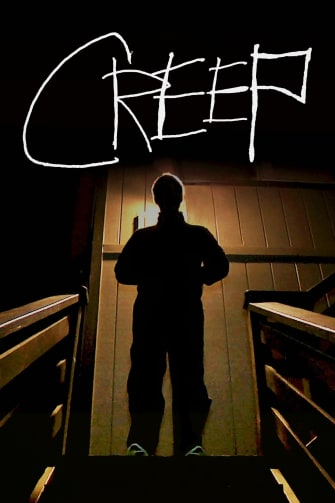 A movie poster for Creep