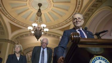 Senate Democrats.