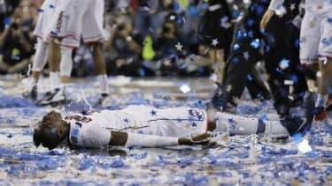 UConn beats Kentucky to claim the NCAA men's title