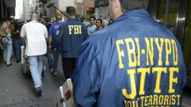 NYPD Joint Terrorism Task Force