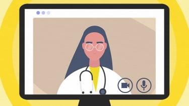 Virtual doctor.