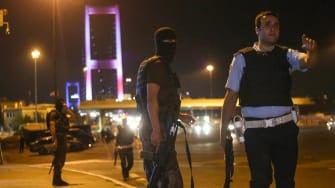 Chaos in Turkey