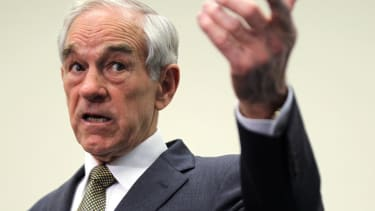 Ron Paul will make his acting debut in Atlas Shrugged: Part III