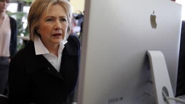 Hillary's undoing.