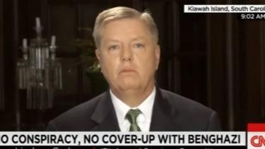 Sen. Lindsey Graham: Benghazi report 'full of crap'