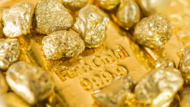 Thanks to earthquakes more than 80 percent of the world's gold deposits were formed.