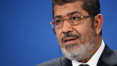 Ex-Egyptian president Morsi charged with leaking state secrets