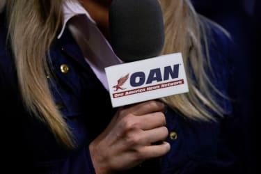 OAN fires producer