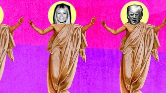 The new religious idols.