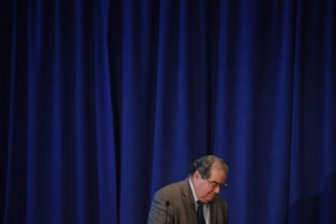 Trump speculates about Justice Scalia cause of death.