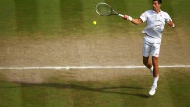 Novak Djokovic wins Wimbledon title in epic final match