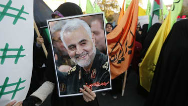 Iranian Gen. Qassem Soleimani