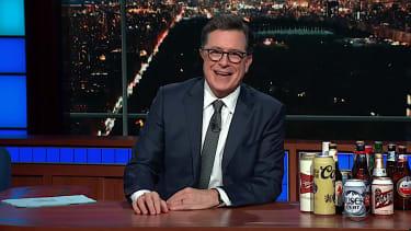 Stephen Colbert explains the shutdown using beer puns