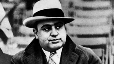 Even big time gangsters like Al Capone have had accidents.