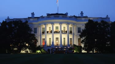 Toddler triggers lockdown at the White House