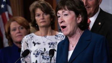 Four senators who might vote against Brett Kavanaugh