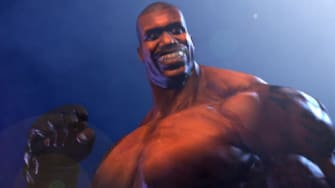 There's a Shaq-Fu sequel on the way, and Shaq wants you to fund it