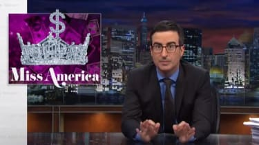 A mention from John Oliver gave one scholarship fund a windfall
