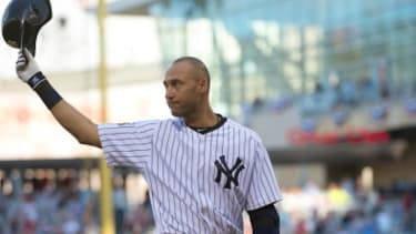 American League gives Derek Jeter a final All-Star victory